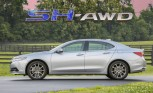Acura Considers Making All-Wheel Drive Standard