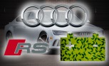 Audi's Future RS Lineup Wil Go Electric