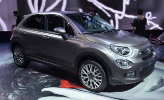 Fiat 500X Video, First Look