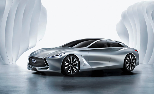Infiniti Q80 Confirmed for Production, Q20 in the Works