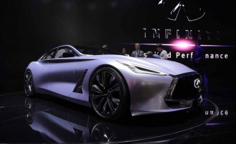 Infiniti Q80 Inspiration Concept Video, First Look