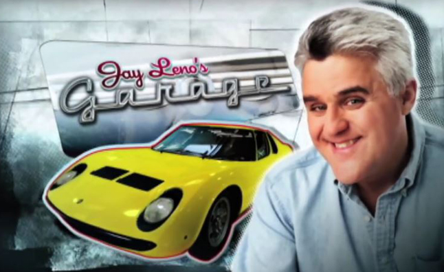 Jay Leno Signs TV Deal to Host Car Show on CNBC
