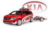 Kia's Karting-Themed Sedona to Debut at SEMA
