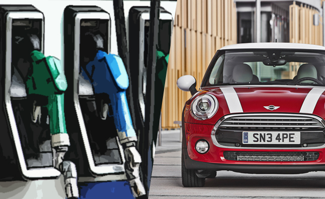 EPA Makes BMW Correct MINI Fuel-Economy Figures