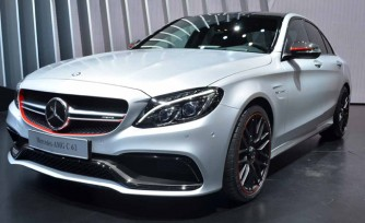 Mercedes C63 Drops Big Engine, Keeps Rhyming Name