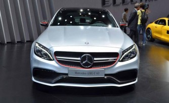 2015 Mercedes-Benz C63 AMG Video, First Look