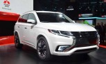 Mitsubishi Outlander PHEV Concept-S Goes Up-Market