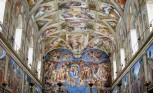 Pope Lets Porsche Rent Sistine Chapel