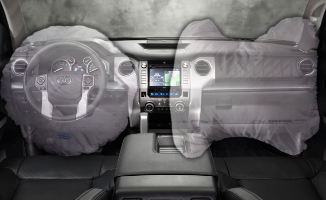 Toyota Pushing to Fix More Vehicles with Defective Airbag Inflators