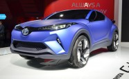 Toyota C-HR Concept Video