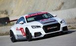 New Audi TT Getting its Own Racing Series