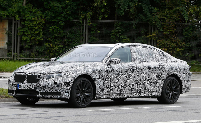 2016 BMW 7 Series to Debut New Modular Engine Family