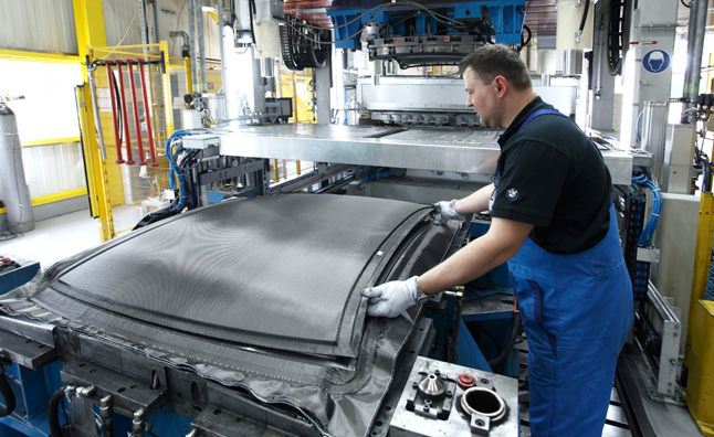 Carbon Fiber Costs May be Reduced by 90 Percent