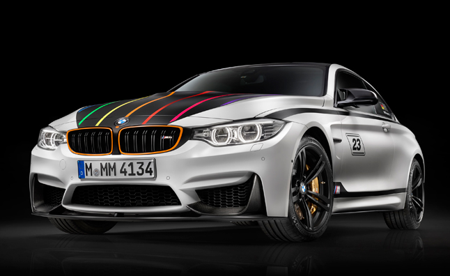 BMW Celebrates DTM Victory With Special Edition M4