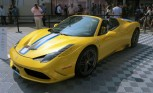 First Ferrari 458 Speciale A Nets $900K at Auction