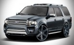 Ford Expedition Joins the SEMA Fleet