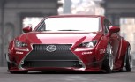 Lexus RC to Get Wild Widebody for SEMA