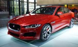 Jaguar Expands Family with New XE Sedan in Paris