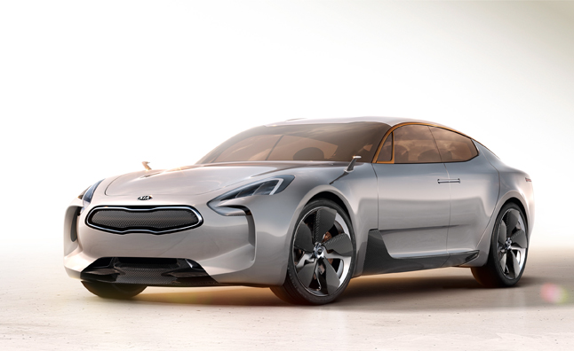 Kia GT Heading to US in 2016 as Audi A7 Rival