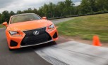 Lexus RC F Convertible Planned