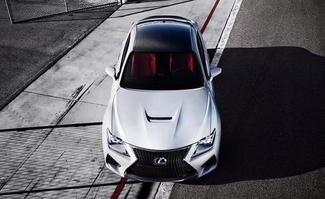 Custom Lexus RC F Being Crowdsourced for SEMA