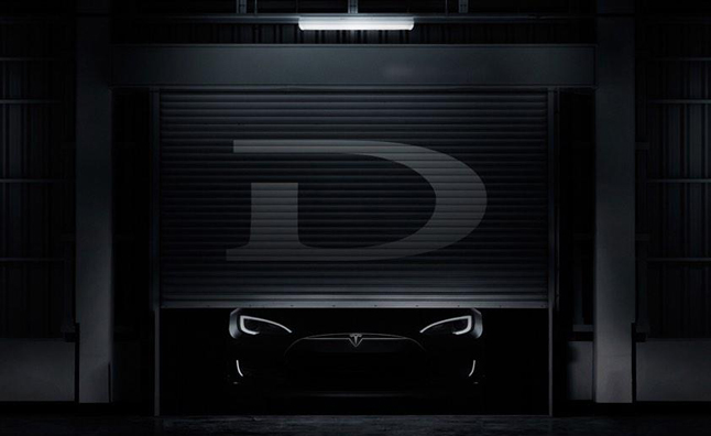 Tesla Teases 'D' Announcement for October 9