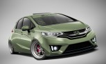 Tjin Edition Honda Fit Previewed for SEMA