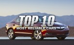 Top 10 Most Reliable Cars of 2014