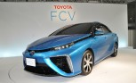 Toyota Giving Away First FCV in Charity Raffle