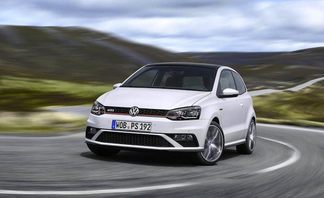 VW Polo GTI Gets Third Pedal, More Power in Paris