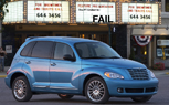 Financial Crisis Not All Bad: Chrysler to Can PT Cruiser