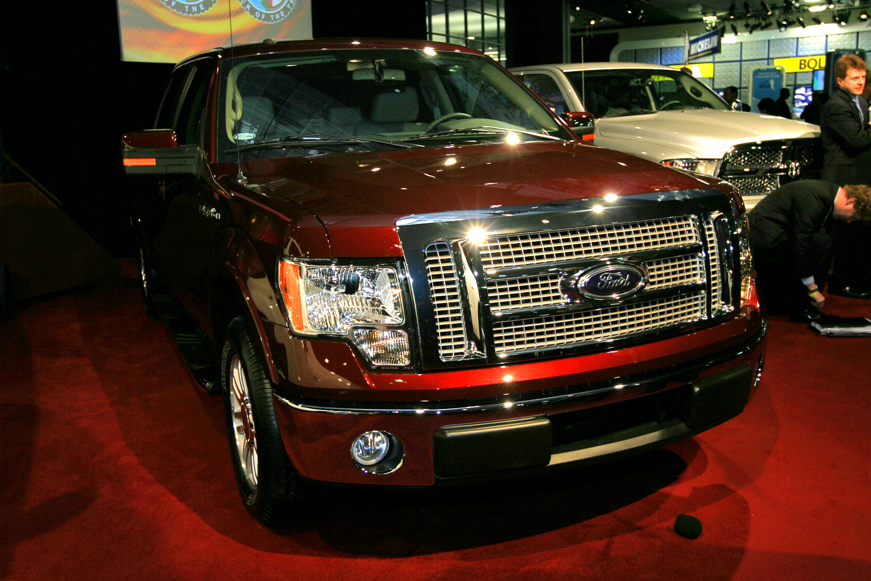 Ford F150 The North American Truck Of The Year
