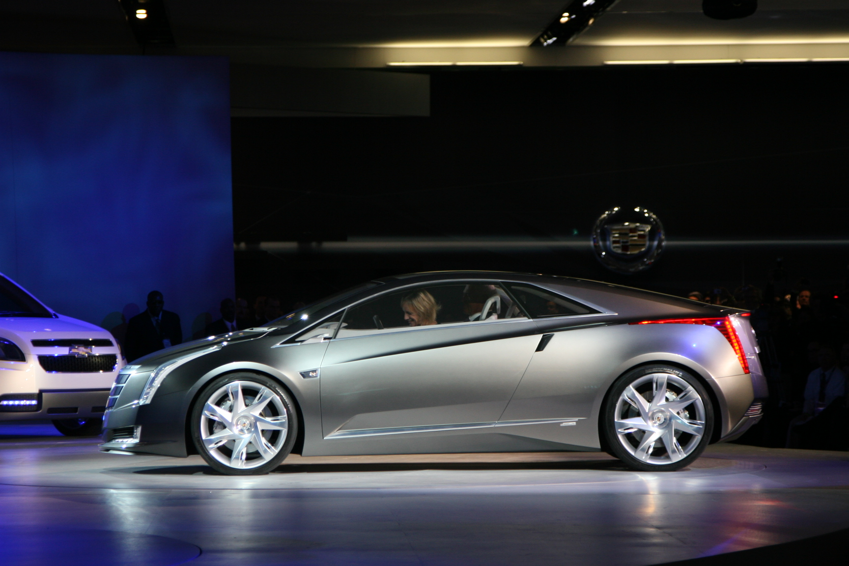 Used Cadillac Cts Coupe >> Cadillac ConverJ Electric Concept » AutoGuide.com News