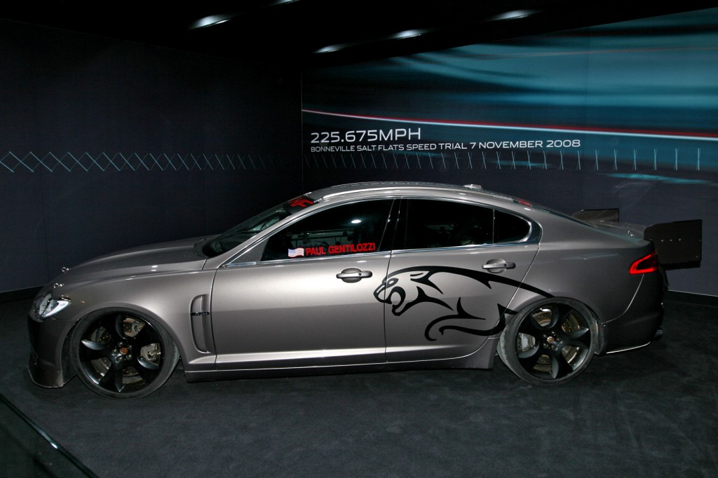 Xfr Fastest Jaguar Ever 187 Autoguide Com News
