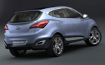 Hyundai ix35 Tucson Concept Photo Leaks: the IX-ONIC