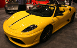 F430 Scuderia Spider & Audi R8 5.2: Some of the Nicest Metal from the 2009 Canadian International Auto Show
