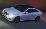 Mercedes E-Class Coupe Official Images and Details