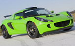 First U.S.-Spec Lotus Exige S 260 Gets Custom Kawasaki Green Paint