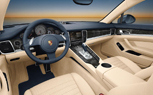 Porsche Panamera Interior Photos + Pricing Revealed