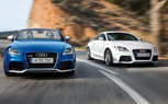 Audi TT RS Coupe & Roadster Official Pics, Not-So-Official Info