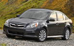 2010 Subaru Legacy Breaks Cover Ahead of New York Auto Show