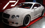 Hamann Imperator: Widebody Bentley Continental GT and Speed