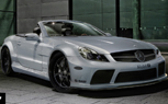 iForged Building 1,000 Horsepower SL65 Black Series Roadster for SEMA
