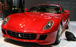 Ferrari 599 HGTE World Premiere