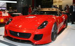 Ferrari 599XX Track Monster Breaks Ground