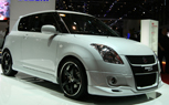 Suzuki Swift Sport Anniversary Edition