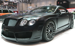 Mansory Continental GT Speed in Matte-Black