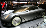 Koenigsegg Quant Revealed: Solar-Powered Supercar Sedan