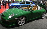 RUF Greenster Concept Foreshadows Production Model