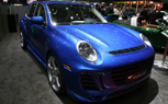 RUF Dakara: Porsche Tuner Finally Gets Around to Modifying the Cayenne